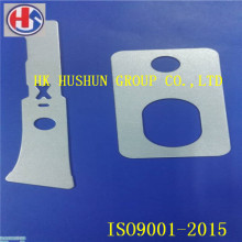 Sheet Metal Stamping Part with Zinc Plating (HS-SP-008)