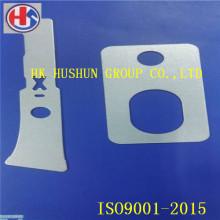 Parte de estampación de chapa metálica con cincado (HS-SP-008)