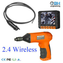 3.5inch TFT LCD pantalla 3.9mm 5.5mm Wireless Digital Car Vision Endoscopio