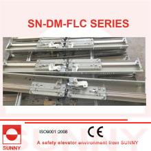 Fermator Landing Door 2 Panels Mittenöffnung (SN-DM-FLC)