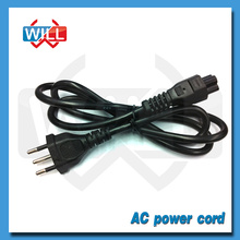 3 prong 10a/250v 2 pin brazil power cord with plug