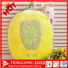 Lovely fruit shape pillow in new design plush cushion