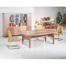 Durable wooden melamine rectangle meeting table with price