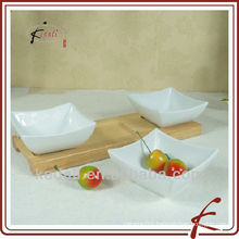 ceramic snack serving tray