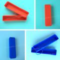 Изготовленный на заказ экологически чистый противоскользящий чехол для ручки из силиконовой резины с мягким ощущением руки