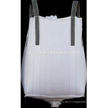 Sac jumbo de 750kg pp / grand sac / sac en vrac / FIBC