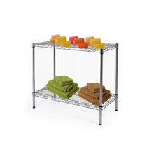 Bathroom Corner Stainless Steel Storage Rack (CJ602090B2C)