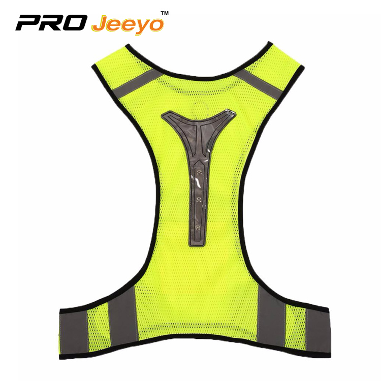 Hi Vis Reflective Safety Vests for Running