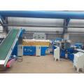 PE PP filma tres etapa reciclaje de la máquina granuladora peletizadora