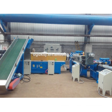 PE PP Film Three Stage Plastic Recycling Pelletizer Granulator Machine
