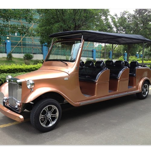 Newest CE certificate classic car for sightseeing