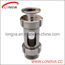 Stainless Steel Inline Inspection Sight Glass