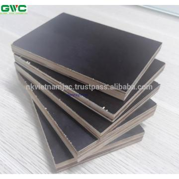 Whole sale price film faced shuttering plywood for concrete formwork8x4'