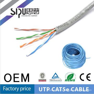 SIPU Горячие продать 24awg cat5e utp-кабель кабель фабрика цена 4 пары