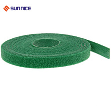 2017 Best Selling Reusable Self-locking Hook and Loop Tape for Fabric