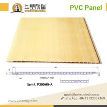 ¡Bajo costo de reemplazo! Panel de pared de PVC para pared