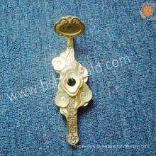 suministros de artesanía china de aleación de zinc