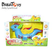 905990782 Дракон с батарейным питанием, игрушка с электрическим драконом