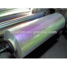 Película metalizada colorida del animal doméstico Grado del hilado