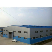Prefabricated Steel Fabrication Warehouse