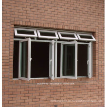 Energieeffiziente Rahmen Aluminium Türen und Fenster