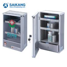 SKB5B010 больницы скорой помощи алюминиевого сплава металла аптечка