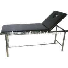 Aço inoxidável Massagem sofá, hospital Massagem sofá