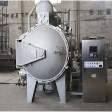 Machine de teinture par faisceau haute pression à haute température