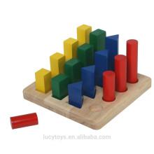 Kinder Hölzernes Form Sorter Spielzeug