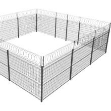 3d Welded Wire Mesh Fence Panel In 6 Gauge