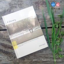 Bonne qualité Human Design A6 Hardcover Notebook