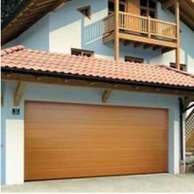double carport garage door