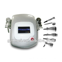 6 in 1 vacuum slim beauty salon machine with m80 probe