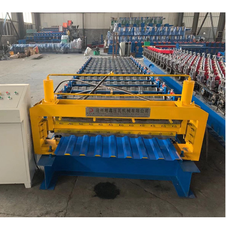 Roof Forming Machines