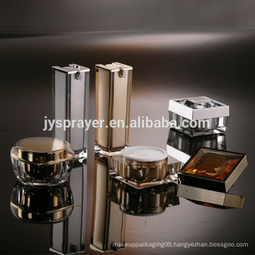 Hot selling ISO9001 Empty Cosmetic superior quality airless Bottle