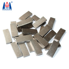 Huazuan cutting tool granite diamond segments for circular saw blade 600mm
