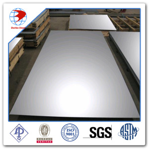 2 M * 1 M * 5 MM AISI304 bahan Stainless Steel Sheet