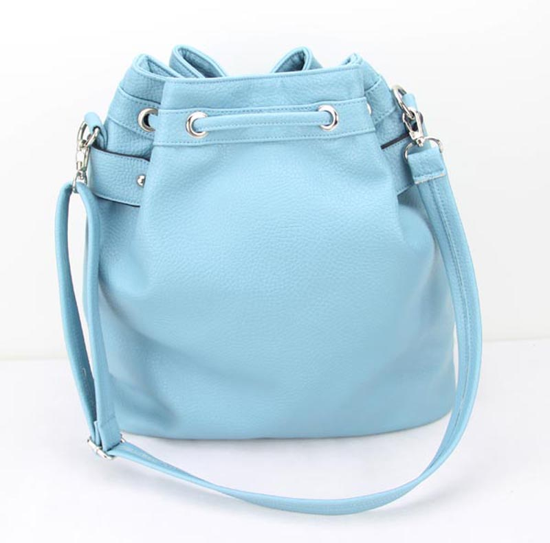 Vegan PU Summer Ladies Shoulder Leather Bag