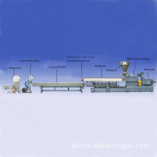 Pet Recycling and Pelletizing Line