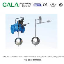 Válvula de control de flotador GALA 1310B de alta calidad profesional de metal caliente no modulante para gas