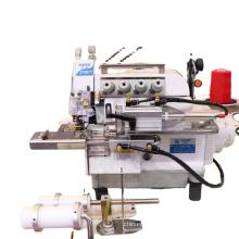 ZY987T-4DA Zoyer cylinder bed neckline collar overlock sewing machine