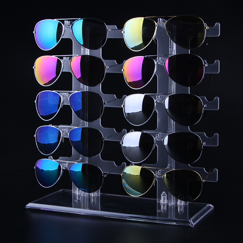 Glasses Counter Display