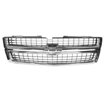 Grille automobile Moule d'injection plastique