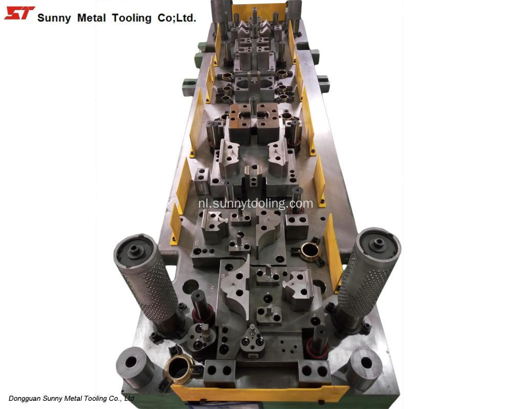 Stamping Tooling Design Service
