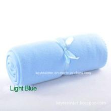 170X130cm Coral Fleece Blanket/Throw Rug/Travelling Blanket Flannel Blanket (B14101)