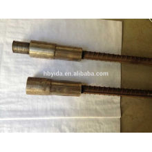 High quality rebar grip tec coupler for civil engineering