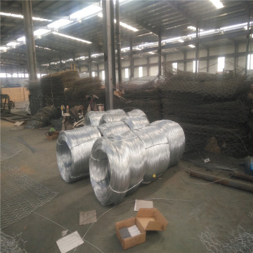 PVC-belagda Gabion Madrass Box