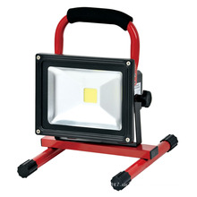 Luz LED de inundación recargable de 10 / 20W LED