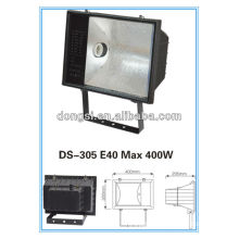 New Arrival Tempered Glass IP65 E40 Flood Light 400w with Good Quality