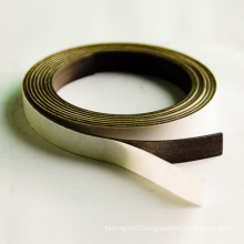 Flexible Strip Magnet with Self- Adhesive